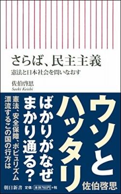 さらば、民主主義 : 憲法と日本社会を問いなおす