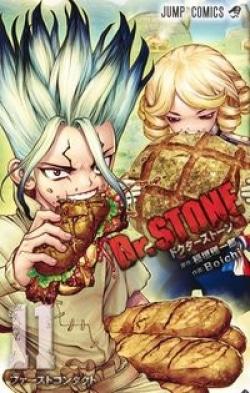 Dr.STONE 11