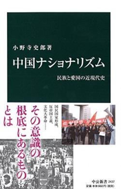 中国ナショナリズム : 民族と愛国の近現代史