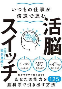 いつもの仕事が倍速で進む活脳スイッチ