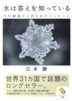 水は答えを知っている : その結晶にこめられたメッセージ