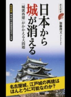 日本から城が消える 「城郭再建」がかかえる大問題 (歴史新書)