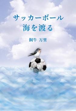 サッカーボール海を渡る