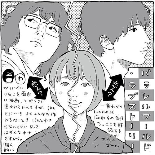 玉森裕太主演 東野圭吾の真骨頂パラレルワールドラブストーリーを