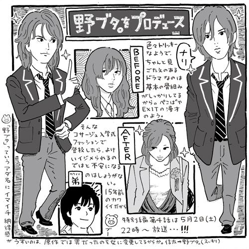 野ブタをプロデュース 戸田恵梨香