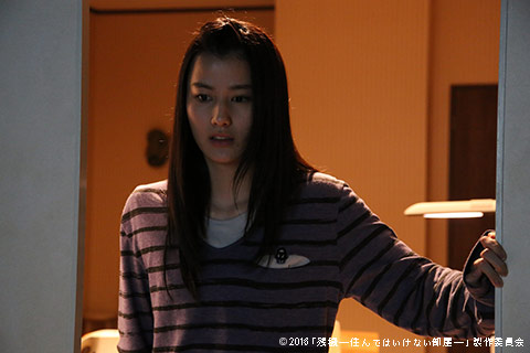 映画『残穢』で久保さんを演じる橋本愛さん