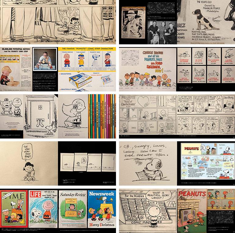 「スヌーピーミュージアム」の誕生に合わせて、『ピーナッツ』65周年記念の限定アートブックが刊行!