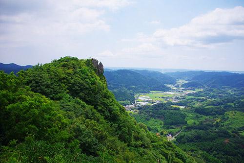 「伊予ヶ岳」(千葉県)