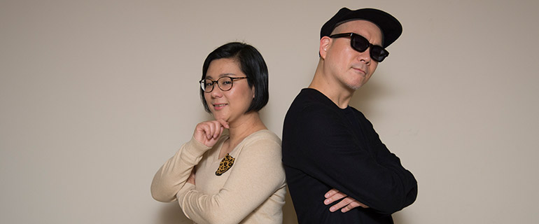 宇多丸さんとジェーン・スーさん