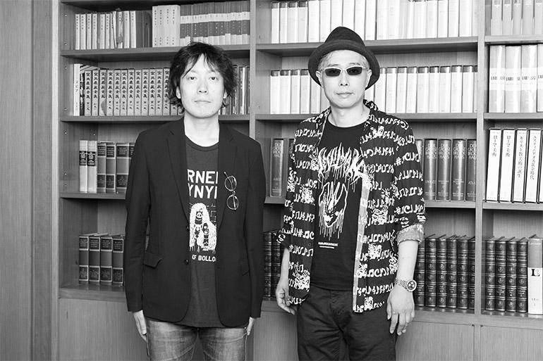 燃え殻さんと大槻ケンヂさん