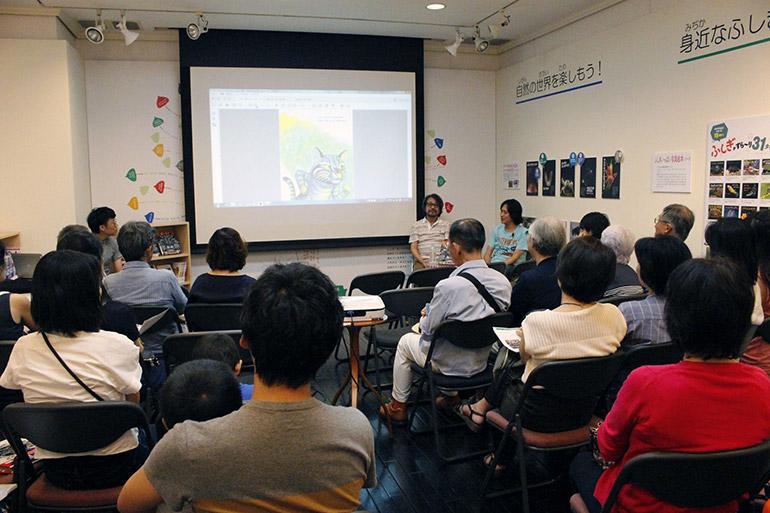 「あいたくなっちまったよ」の発売を記念したトークイベントに、たくさんのファンが集まりました!