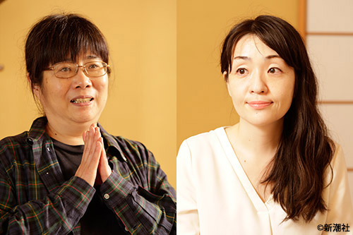 新井素子×村田沙耶香