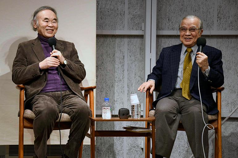 夏目漱石は小説が下手だった 阿刀田高・藤原正彦トークショー
