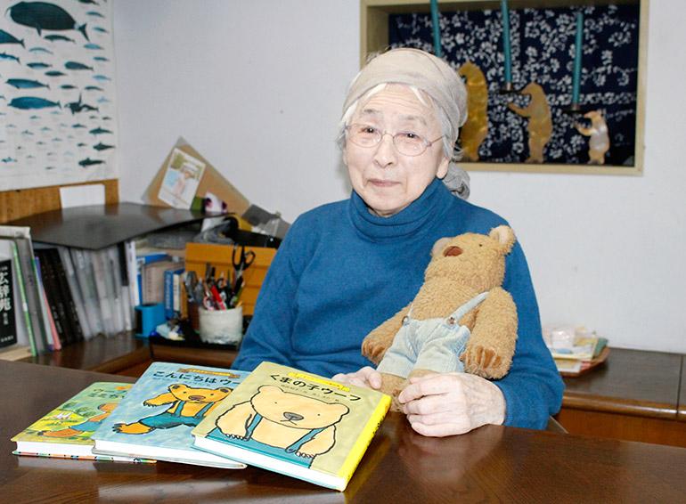児童文学作家の神沢利子先生