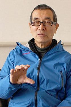 松岡達英先生