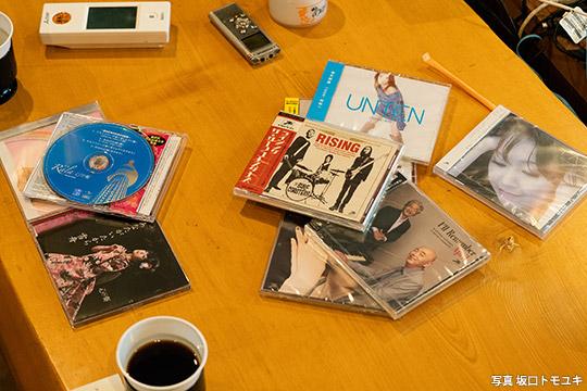 78LabelでリリースしたCDはこれまで25作品