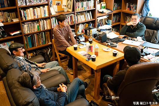 今野敏が東芝EMIで勤務していた当時からの仲間