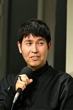 堀本裕樹氏