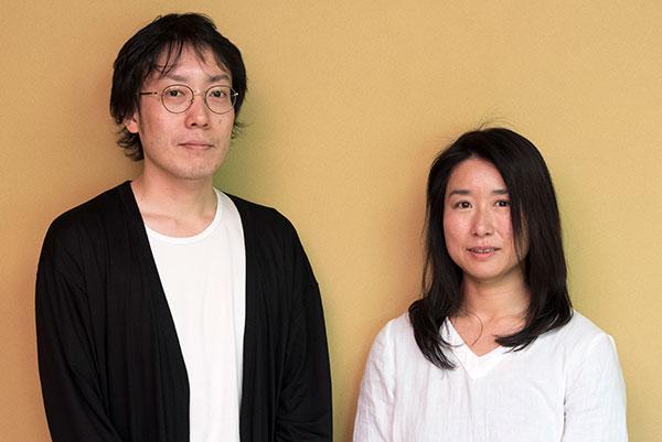 燃え殻さんと成田名璃子さん