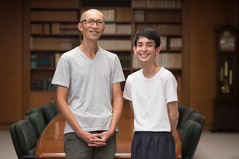 小野寺史宜さんと矢部太郎さん