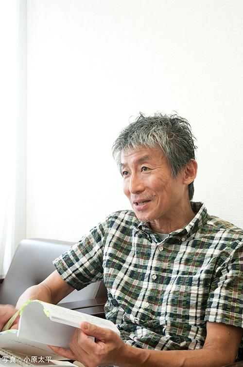 磯崎憲一郎さん