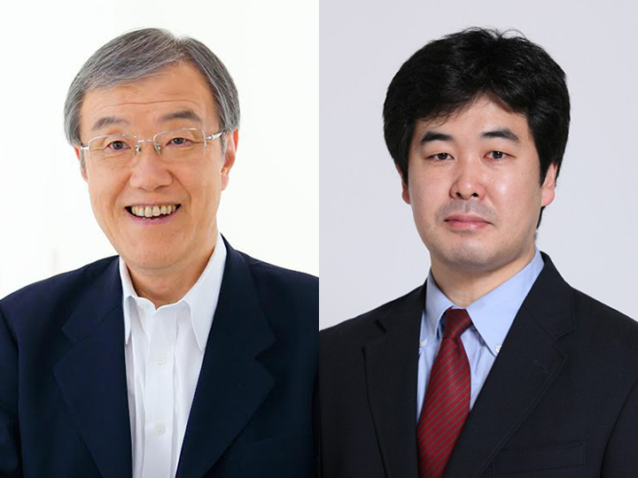 佐藤健太郎×出口治明