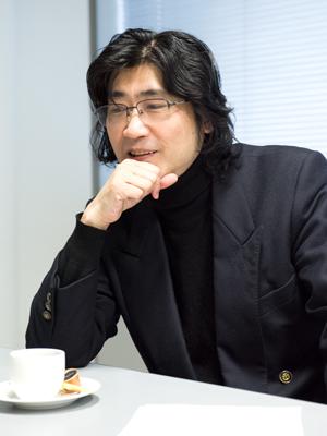 井上雅彦さん