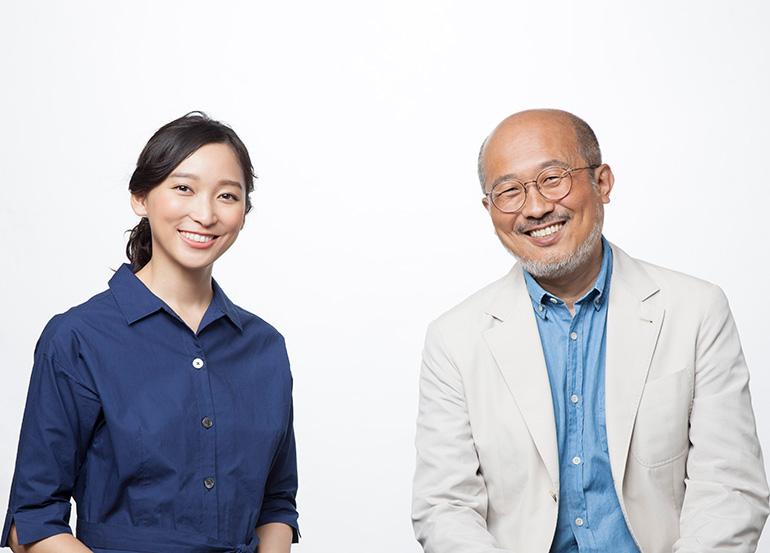 女優の杏さんと大倉眞一郎さん