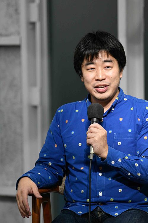 松田雄馬さん
