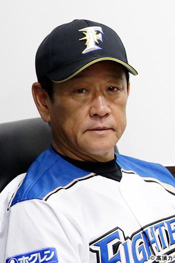北海道日本ハムファイターズの監督・栗山英樹さん