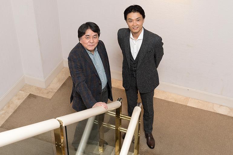 作家・赤川次郎×俳優・井上芳雄、異なる分野の二人 表現者としての苦労 ...