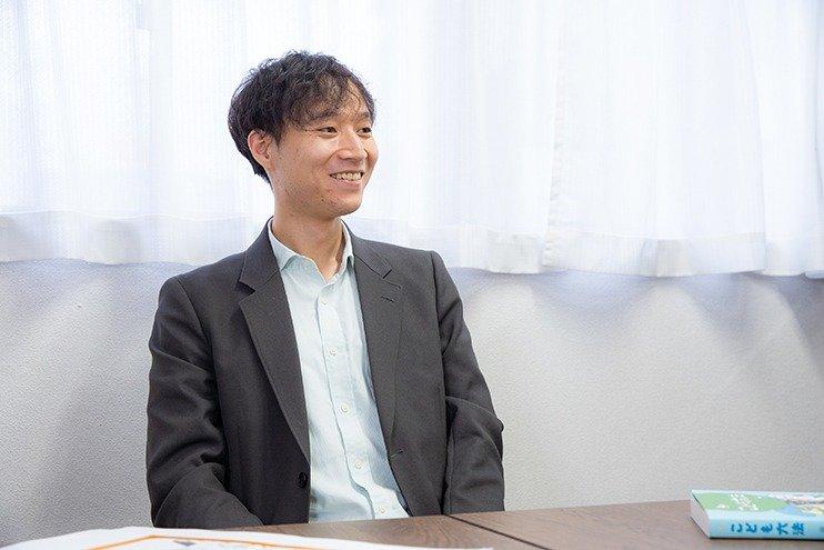 山崎聡一郎さん